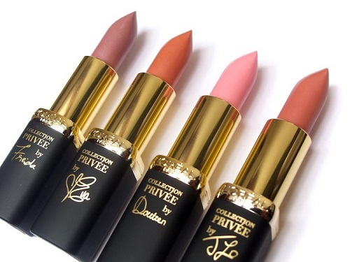 Loreal nude collection
