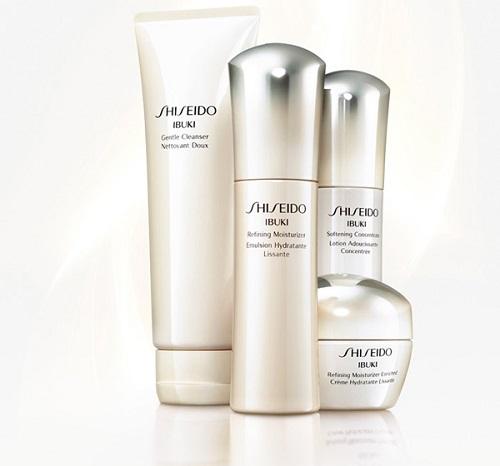 ibuki crema shiseido