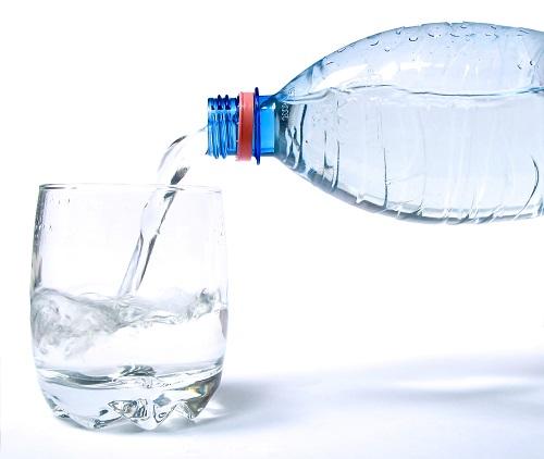 agua para el riñón