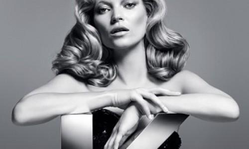 La modelo Kate Moss musa de cabello para la firma Kérastase