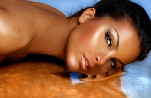 maquillaje para el cuerpo