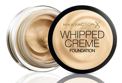 whipped cream max factor