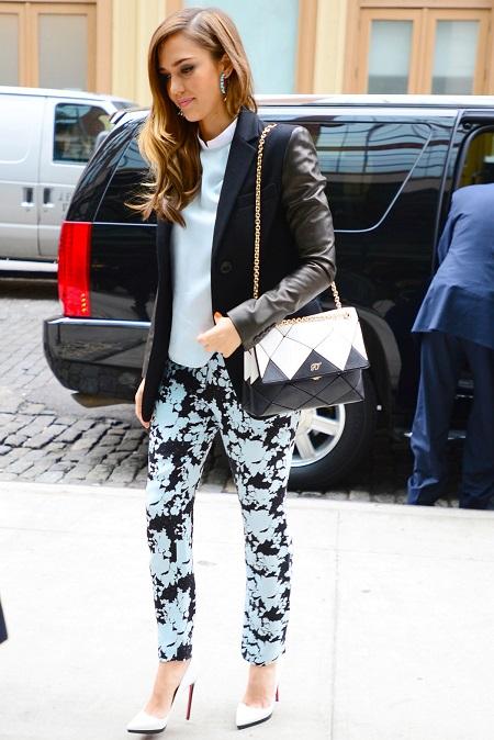 jessica alba estilo ropa