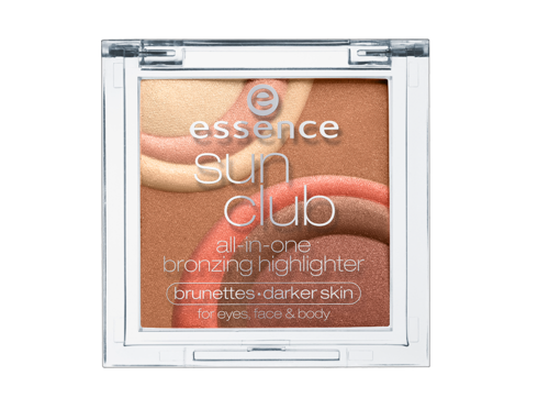 essence sun club iluminador