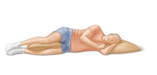 posturas al dormir