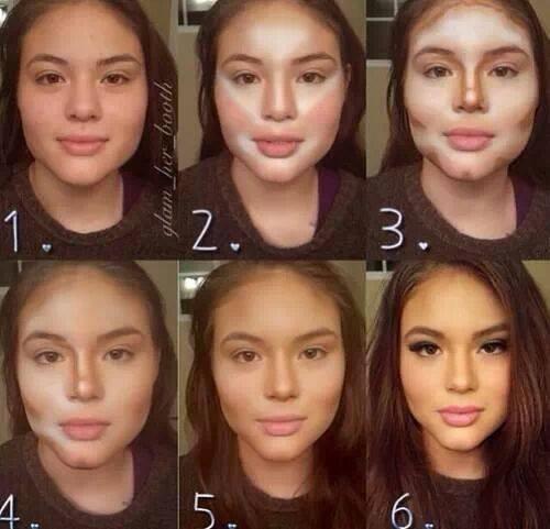 maquillaje para destacar las facciones
