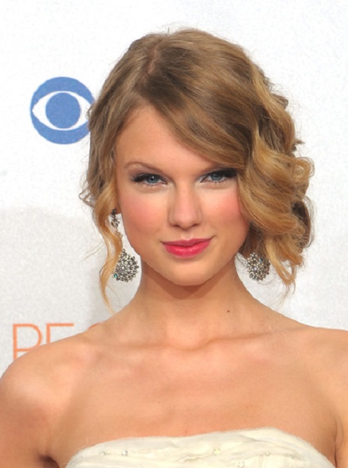 taylor swift maquillaje