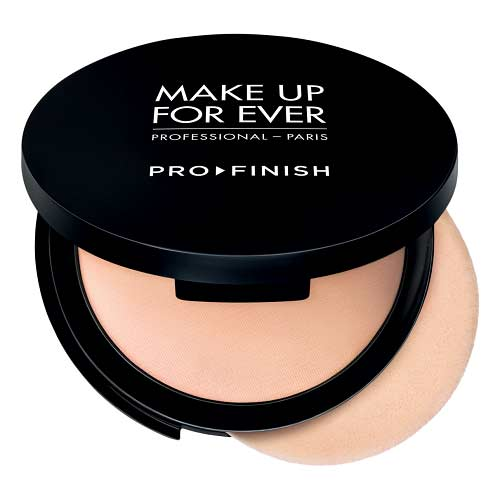 polvos compactos make up forever