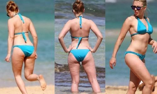 Foto en bikini de sara carbonero 88