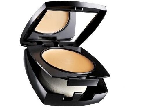 base de maquillaje compacta