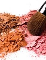 Coloretes para pieles bronceadas