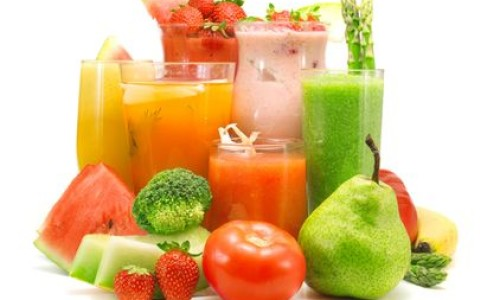 Bebidas antioxidantes para el verano