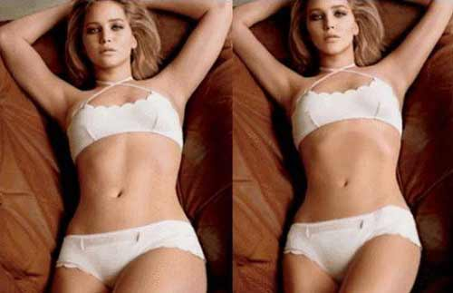 jennifer lawrence photoshop