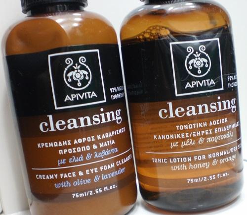 apivita cleanising