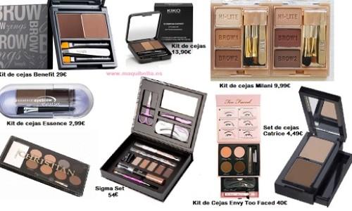 """<h2><a href=""""http://www.maquibella.es/como-maquillar-las-cejas/"""">Guía cómo maquillar las cejas: Los diferentes sets de maquillaje de cejas, cómo se fija el maquillaje y mucho más ¡Descubre uno de los trucos mejor guardados en belleza!<a href='http://www.maquibella.es/como-maquillar-las-cejas/#comments' class='comments-small'>(15)</a></a></h2>Si los ojos son el espejo de nuestra cara, las cejas son el marco de nuestro rostro. Por ello, es muy importante mantenerlas siempre bien cuidadas para que estén en"""