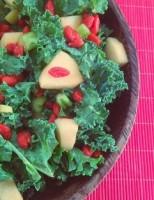 Alimentación crudivegana, luce bella y sana