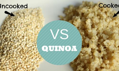 Por qué deberías añadir QUINOA a tu alimentación (Todas las curiosidades, beneficios y recetas de la quinoa aquí)