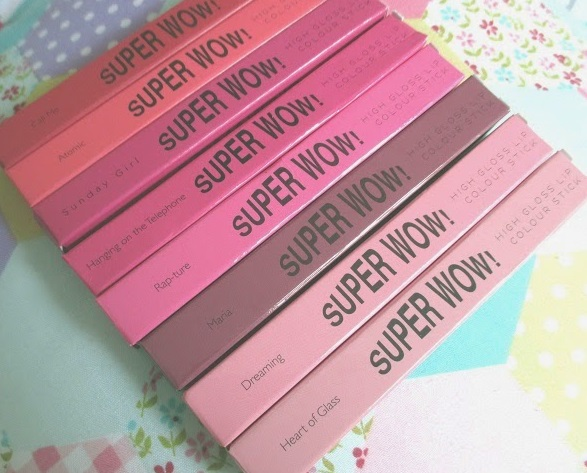 Make up revolution Super Wow colour stick