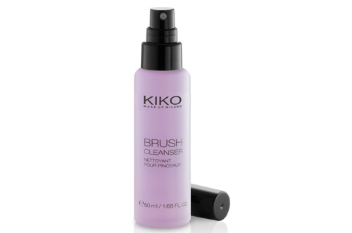 brush cleanser kiko