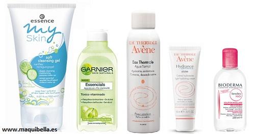 cómo cuidar la piel a los 20