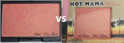 hot mama vs sleek