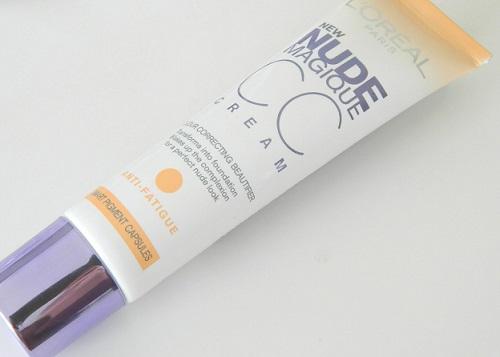 L'Oreal-Nude-Magique-CC-Cream-Apricot