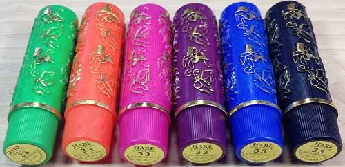 pintalabios mágico marroquí colores