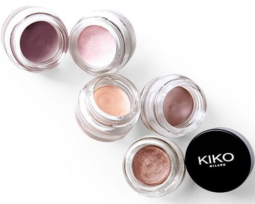 sombras en crema de kiko